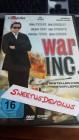 War Inc. John Cusack, Ben Kingsley,Dan Aykroid, Hillary Duff
