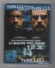 Die Entführung der U-Bahn Pelham 123 - Blu-Ray - neu - uncut