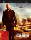 Crank - Mediabook [Blu-ray+DVD] (deutsch/uncut) NEU+OVP