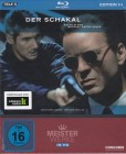 Der Schakal *BLURAY*NEU*OVP* Richard Gere - Bruce Willis -