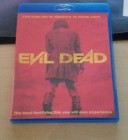 Evil DEAD 2012 uncut UK Blu-Ray - Cover deutsch