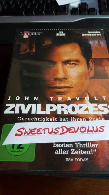 Zivilprozess John Travolta in absoluter Top Form