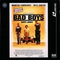 LD LaserDisc BAD BOYS Will Smith, Martin Lawrence, Tea Leoni