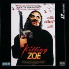 LD LaserDisc KILLING ZOE Eric Stoltz, Julie Delpy
