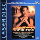 LD LaserDisc RAPID FIRE Brandon Lee