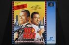 LD LaserDisc RED HEAT Arnold Schwarzenegger, James Belushi
