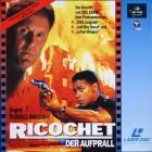 LD LaserDisc RICOCHET Denzel Washington, John Lithgow