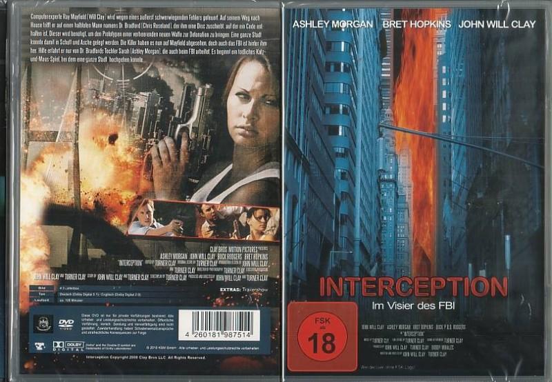 Interception - Im Visier des FBI (28056252 ,NEU Thriller)