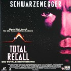 LD LaserDisc TOTAL RECALL Arnold Schwarzenegger Sharon Stone