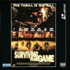 LD LaserDisc SURVIVING THE GAME Ice T Rutger Hauer Gary Busy