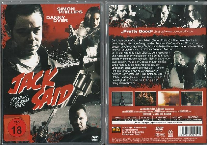 Jack Said  (28056252 ,NEU Action)