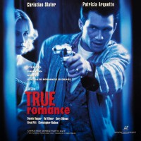 2LD LaserDisc True Romance – Unrated Director's Cut