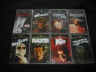 8x Universal Monsters Classic Collection VHS Dracula Mumie..