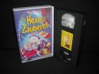 Die Hexe und der Zauberer VHS Walt Disney
