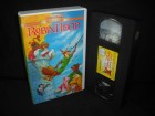 Robin Hood VHS Walt Disney