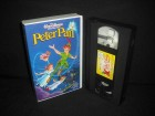 Peter Pan VHS Walt Disney