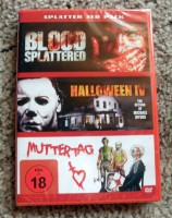 DVD -- Splitter 3 er Pack - Horrorfilme **