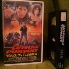 Lethal Pursuit Hölle in Flammen VHS Mike Hunter Rar! (D06)
