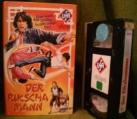 Der Rikschamann  VHS Ufa video selten (A02)