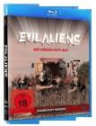 Evil Aliens - Ungekürzte Fassung (+ DVD) [Blu-ray] OVP