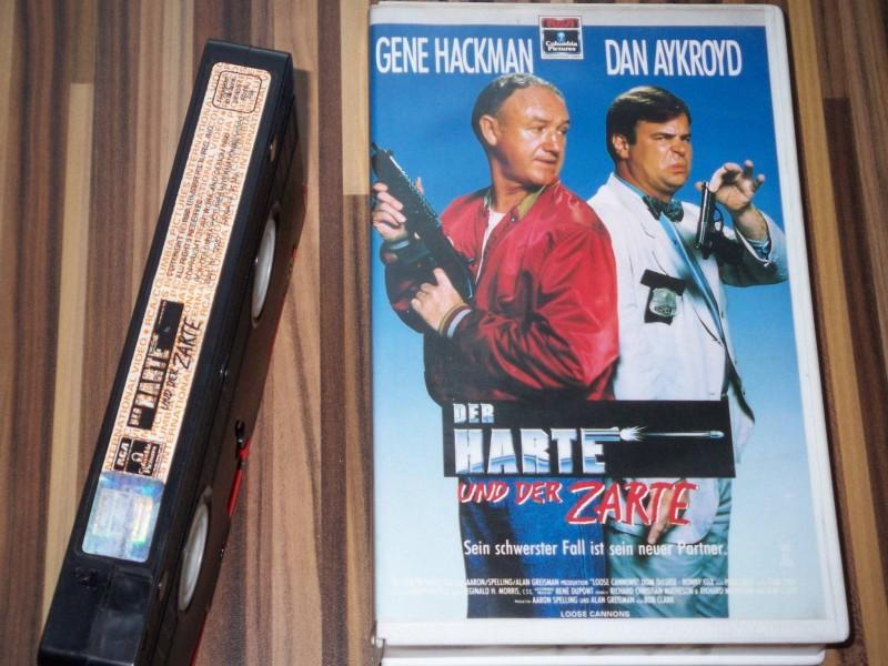 Der Harte und der Zarte - VHS von RCA/Columbia