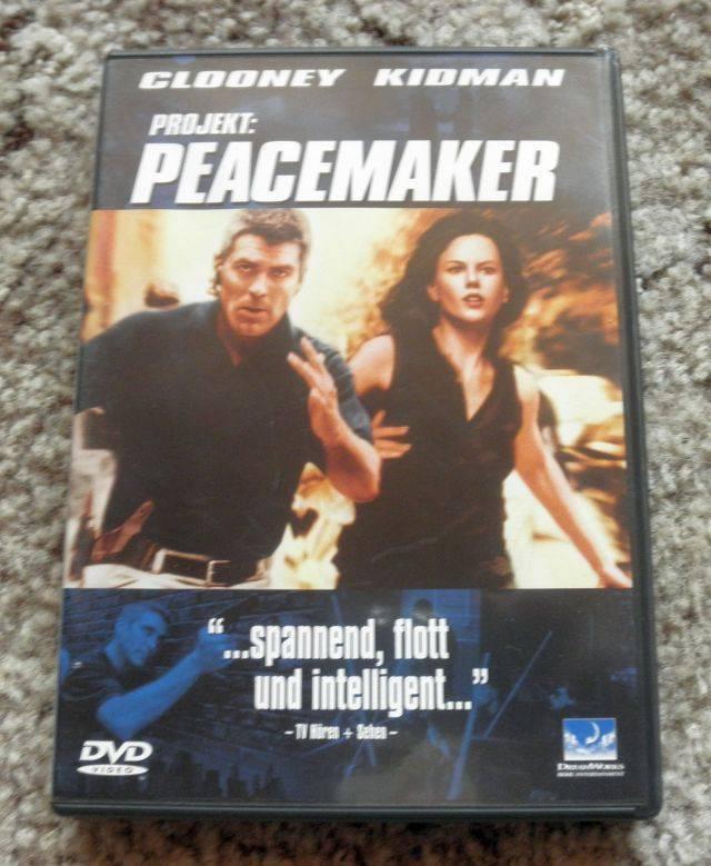 DVD -- Projekt : Peacemaker  **