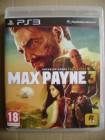 PS3 MAX PAYNE 3 pegi