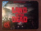 LAND OF THE DEAD-DIRECTOR'CUT-BluRay STEELBOOK-NEU/OVP
