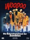 Woodoo-Schreckensinsel der Zombies XT Mediabook BLU-RAY OVP