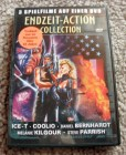 DVD -- Endzeit Action Collection = 3 Filme - gebraucht **