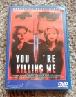 DVD -- Youre killing me - Thriller **