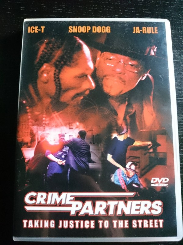 Crime Partners DVD UNCUT Snoop Dogg Ice-T