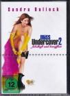 Miss Undercover 2 - fabelhaft und bewaffnet *DVD*NEU*OVP*