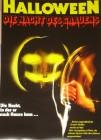 Halloween Die Nacht des Grauens DIN A3 Poster