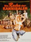 Die Rache der Kannibalen DIN A3 Poster