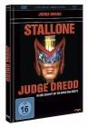 Judge Dredd - DVD/Blu-ray Mediabook  OVP