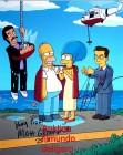 Foto -- Die Simpsons - Repro **