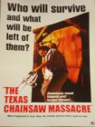 The Texas Chainsaw Massacre DIN A3 Poster