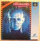 Hellraiser 1 & 2 - uncut - deutsche LDs Laserdiscs - Astro
