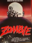 Zombie DIN A3 Poster
