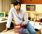 Autogrammfoto -- Ashton Kutcher - Repro **