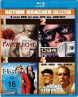 Action Kracher Collection BR (992526,NEU,Kommi, 4 Filme)