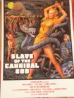 Slave of the Cannibal God DIN A3 Poster  (USA Poster)