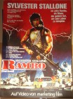 Rambo DIN A3 Poster