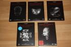 Hellraiser Mediabooks (Teil 1 - 5) Black Edition