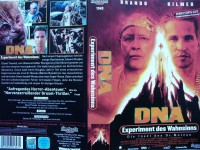 DNA - Experiment des Wahnsinns ...  Horror - VHS  !!!