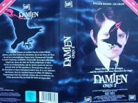 Damien - Omen II  ... William Holden  ..  Horror - VHS  !!!