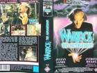 Warlock - The Armageddon ..  Julian Sands ..  Horror - VHS