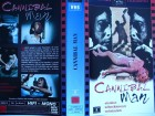Cannibal Man  ...   Horror - Astro - VHS  !!!  ...    FSK 18