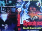 Spookies - Die Killermonster !  ...     Horror - VHS !!!
